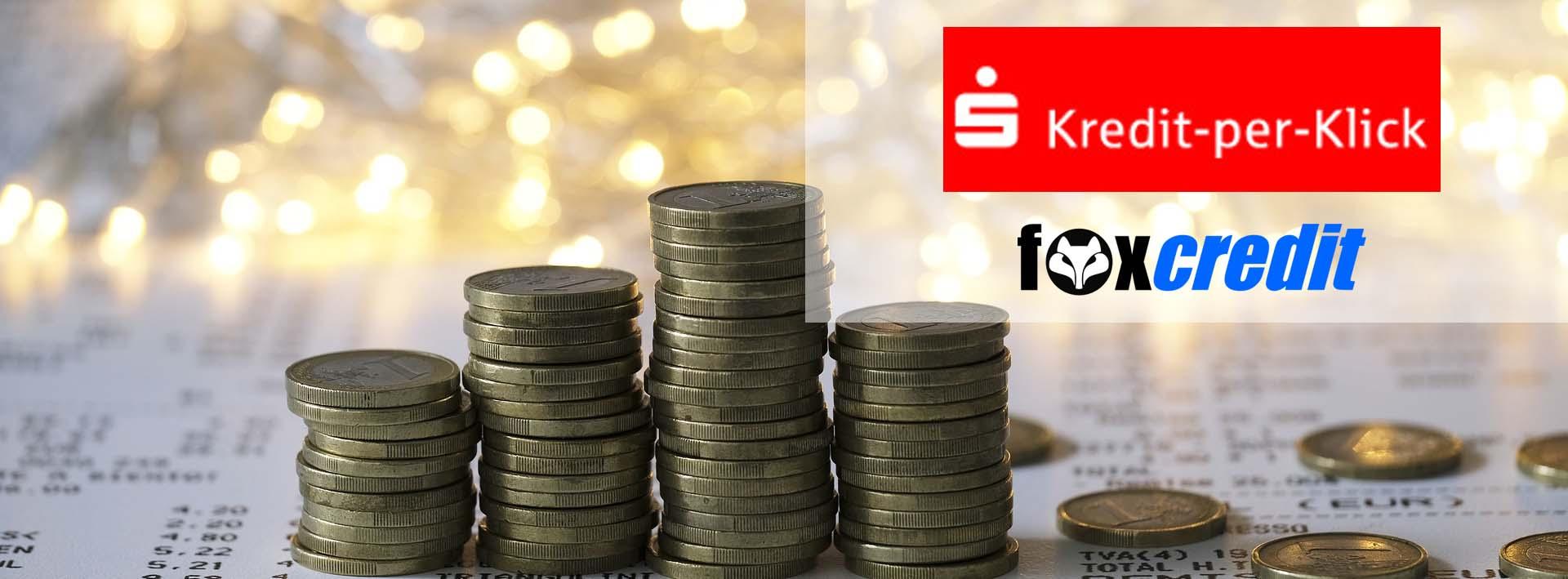 Sparkasse Kredit-per-Klick